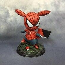 Spider-Pikachu Action Figure