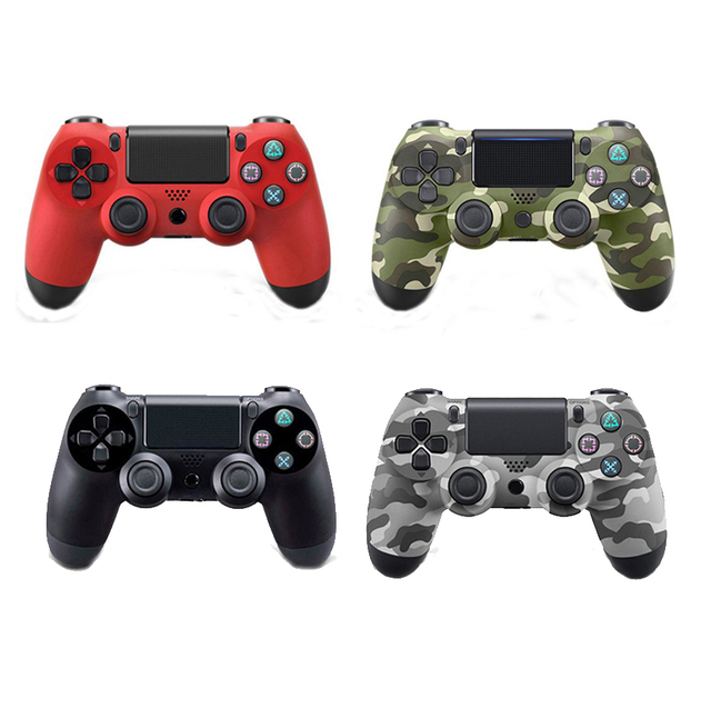 Bluetooth Wireless Gamepad Controller For PS4 Joystick Gamepads Controller For PlayStation 4 Dualshock 4 Game Joypad Speakers