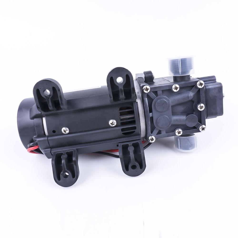 Image 4 - Electric 12V 120W 130PSI 10L / Min Water Film High Pressure Self Priming Pump Return Pump Backflow Control For Garden-in Pumps from Home Improvement