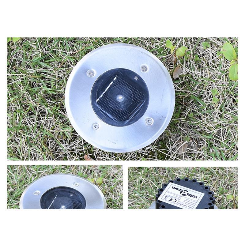 LumiParty Outdoor Solar LED Begraben Boden Lichter Wasserdicht ...