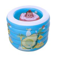Circle Inflatable Baby Swimming Pool Portable Outdoor Children Basin Bathtub Kids Pool Baby Swimming Pool Water