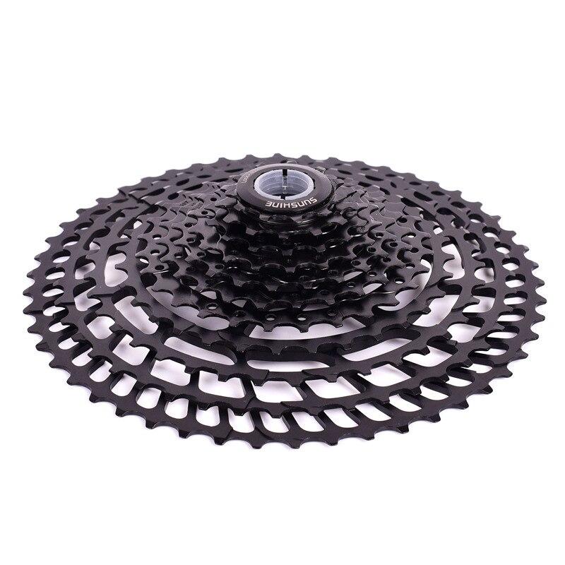 SUNSHNE MTB 11 速度 11 50T カセット 365 グラムの超軽量自転車フリーホイール 11 自転車部品山シマノ M9000 M8000 M7000  グループ上の スポーツ & エンターテイメント からの 自転車フリーホイール の中 3