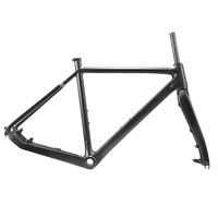 OG-EVKIN Toray Carbon Bicycle Cyclocross Frame Brand New Full Carbon Cyclo Cross Racing Bike Frame And Fork with Clamp for Sale 2