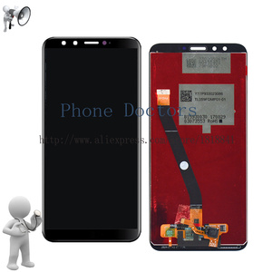 Image 3 - フル Lcd ディスプレイ + タッチスクリーンデジタイザのためのフレームと Huawei 社の名誉 9 Lite/名誉 9 青年版 LLD L31