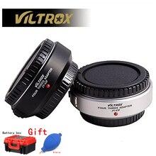 Крепление Viltrox для автофокуса M4/3 переходное кольцо объектива Micro 4/3 Камера адаптер для Olympus Panasonic E-PL3 EP-3 E-PM1 E-M5 GF6 GH5 G3 DSLR