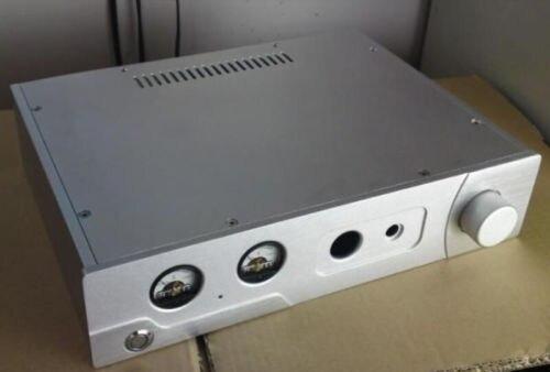 power amplifier chassis/ AMP case Enclosure / headphone amp case / PSU Box DIY