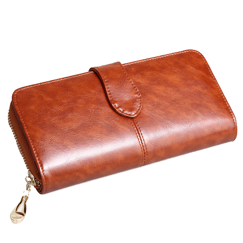genuine leather bag wallets purse dollar price women bags luxury brand long wallet card holder coin bag wallet female famous brand long zipper women s wallets pu leather big dollar money bag lady purse with card coin pocket 500503