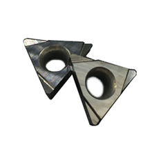 10PCS TPGH110304 L CT3000 Internal Turning Tools Cermet Grade Carbide insert Lathe cutter Tool Tokarnyy turning insert