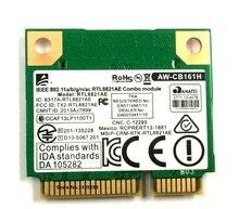 SSEA WiFi Bluetooth 4.0 Combo Card For Realtek RTL8821AE 802.11a/b/g/n/ac 2.4/5.0GHz MINI PCI-E Wireless card 433Mbps