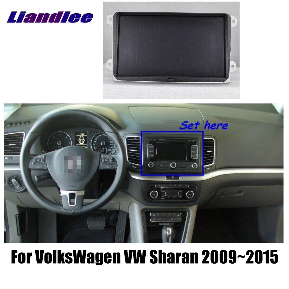 liandlee 7 for volkswagen sharan 2009 2015 car android. Black Bedroom Furniture Sets. Home Design Ideas