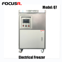 Novecel Q7 Electrical Freezer 185 16inchs 110 220V 50 60HZ for Samsung for iPhone Separating LCD Screen Front Outer Glass Lens