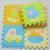 9 pcs das Crianças Rastejando Espuma EVA Tapete de Tráfego, bebê Playmat Tapete Educacional Enigma esteira do Jogo Chão Esteiras De Bloqueio Brinquedos Do Miúdo B516