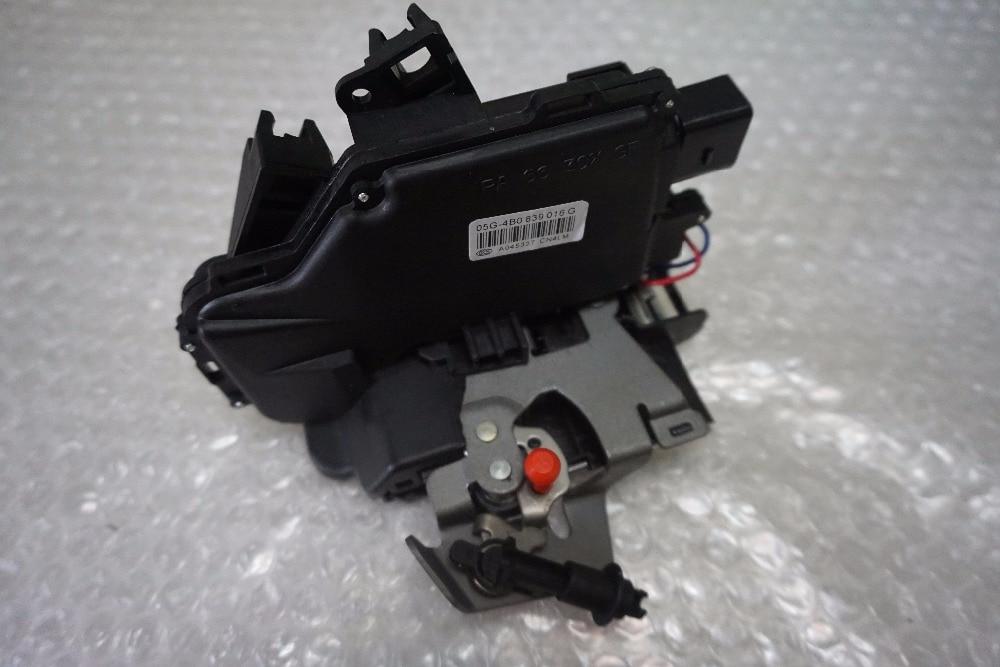Livraison gratuite actionneur de serrure de porte arrière droite pour audi C5 A6 Avant allroad Quattro 4B0 839 016G 1999 2000 2001 2002 2004