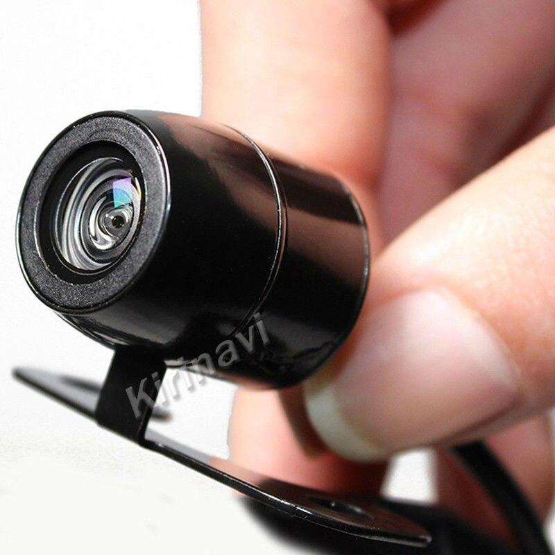 KiriNavi Universal Car Rear View Parking Camera HD Waterproof Reverse Camera With Parking Line DC 12V Shockproof Antijamming