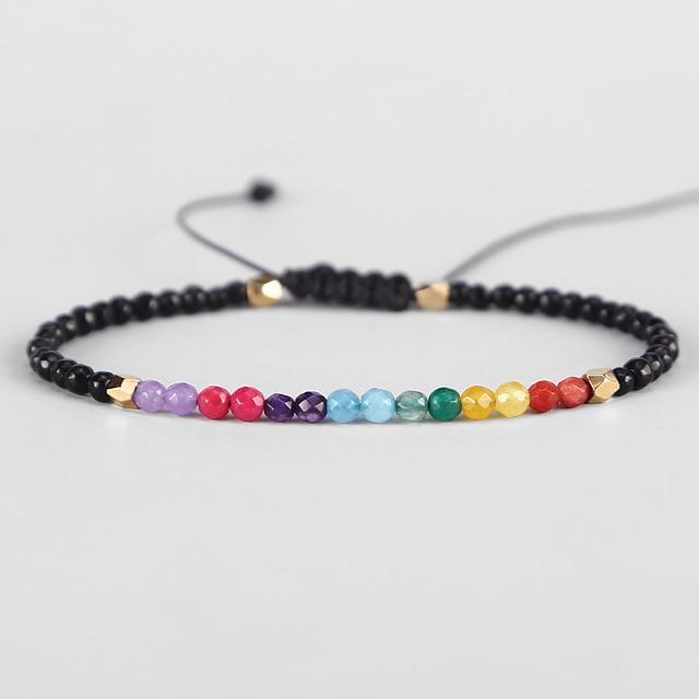 Bracelet Petites Perles Couleur