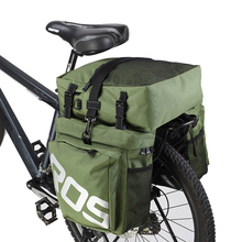 Trunk-Bags Luggage-Carrier Pannier-Pack Tail-Seat Bike Rear-Rack Bicycle Mountain ROSWHEEL