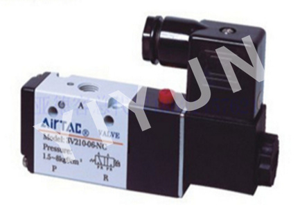 B03-3V210-08-NC  Pneumatic components AIRTAC Explosion-proof electromagnetic valve   One year warrantyB03-3V210-08-NC  Pneumatic components AIRTAC Explosion-proof electromagnetic valve   One year warranty