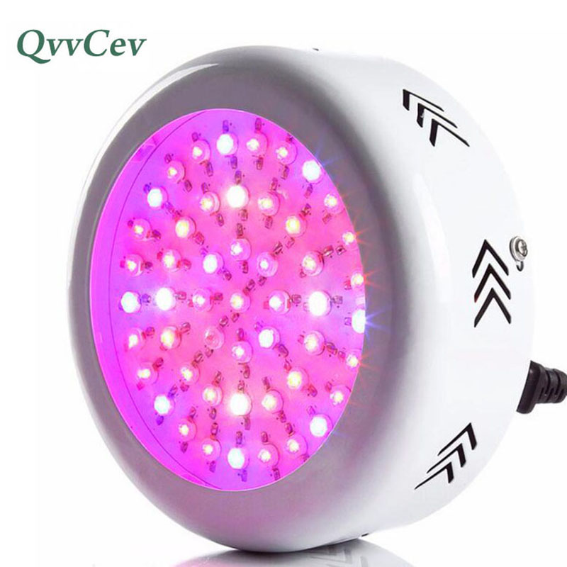 72 LED Plant Grow Light Lamp UFO Full Spectrum indoor greenhouse UV Plants Growing for vegetables flowers hydroponic system 30 led full spectrum ufo led grow panel light uv ir growing lamp 300w home indoor greenhouse veg flower plant seeding hydroponic