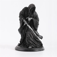 Creative Home Decoration Accessories Resin Craft Skull Statue&Sculpture Home Ornaments Resin Skull Statue Figure Sculpture