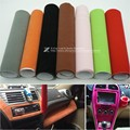 135*30CM 8 Colors Velvet Fabric Velvet Film Suede Film Car Sticker With Bubble Car Interior Sticker Car Body Decoration Sticker