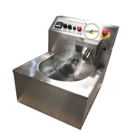 2017 the best selling 8kg /h chocolate tempering machine / chocolate melting machine / chocolate melter with free shipping