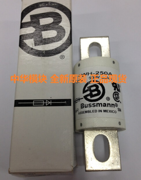 цена на - new FWH - 250 a, 250 a, 500 v AC/DC BUSSMANN quality goods from stock