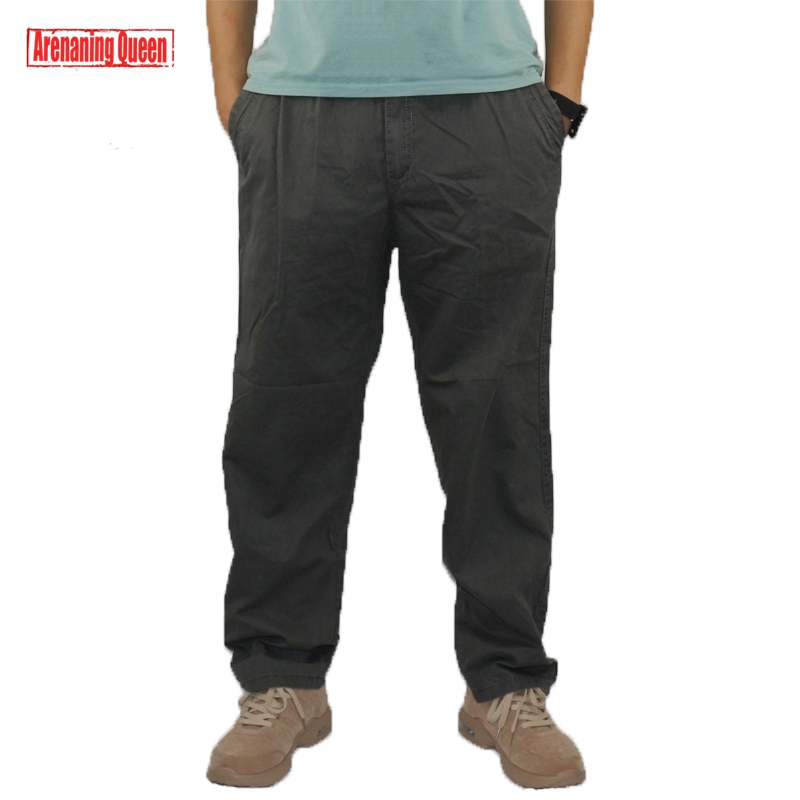 540c252d Fashion Men's Cargo Pants Overall Straight Stretch Boys Classic Cotton  Light Casual Pants Men Slim Fit Chinos Trousers Big Size-in Casual Pants  from Men's ...