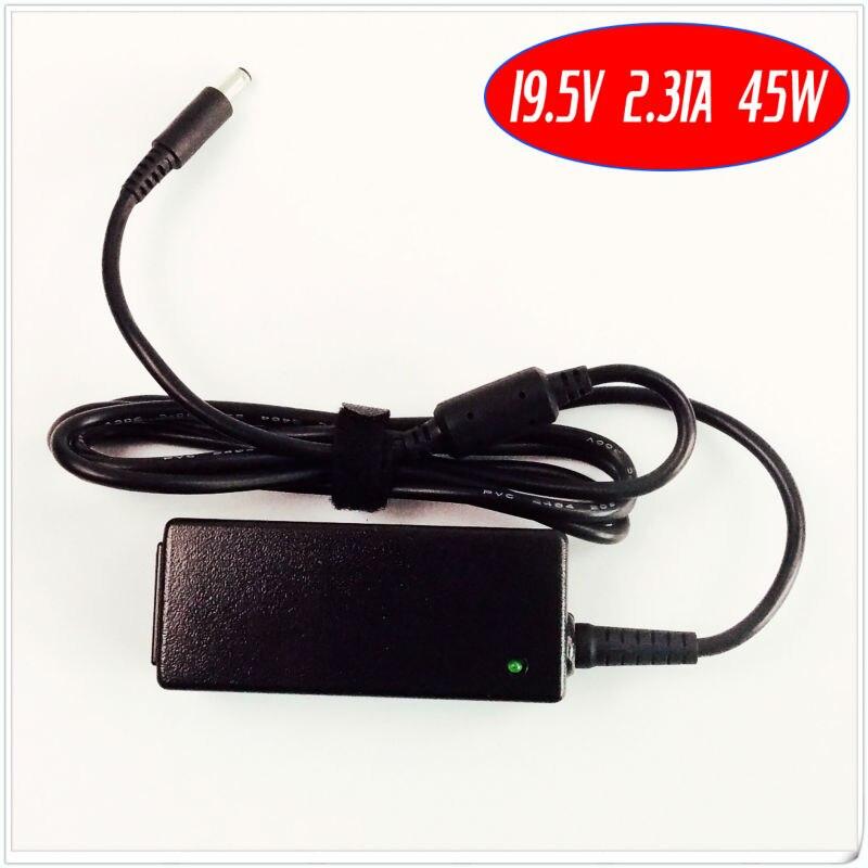 Для Dell XPS 13 13-L32 L321X L322X 13-L322X XPS13-0015SLV зарядное устройство для ноутбука/адаптер переменного тока 19,5 в 2.31A 45 Вт