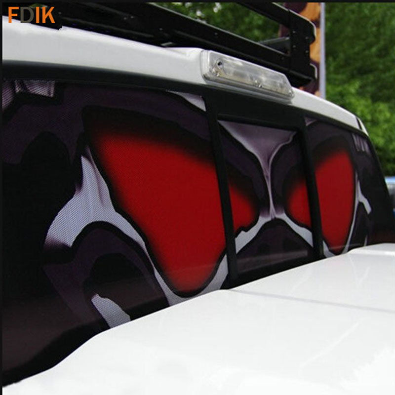 Auto Body Rear Tail Graphics Vinyl Decals Sticker For Ford F150 Raptor 2009-2014 auto body rear tail side trunk vinyl decals raptor graphics svt sticker for ford f150 2009 2010 2011 2012 2013 2014