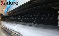 Для Toyota Land Cruiser LC200 FJ200 Алюминий сплав + ABS Авто Бег шаг в сторону доски Нерф Бар подножку Педали для автомобиля интимные аксессуары