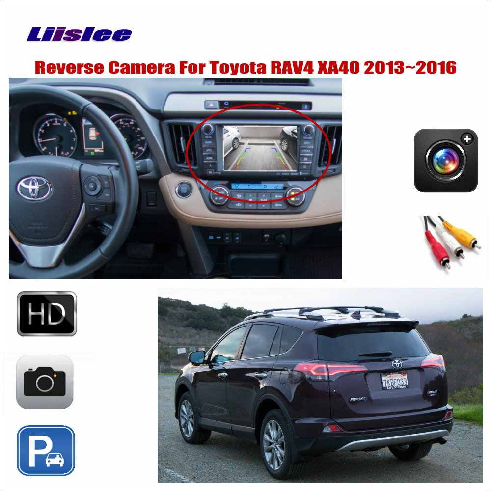 detail feedback questions about liislee for toyota rav4 rav 4 xa40liislee for toyota rav4 rav 4 xa40 2013~2016 car reverse rear view camera