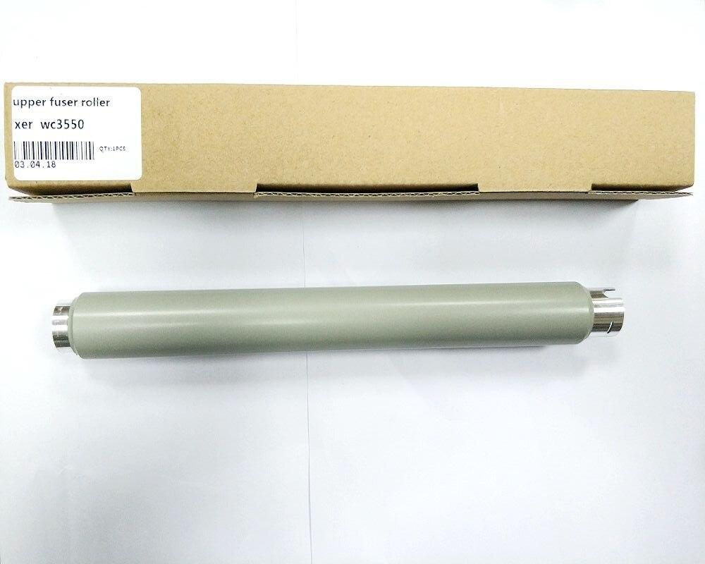 4 peca superior rolo de aquecimento do fusor para xerox 3435 3550 3635 5935 jc66 01593a