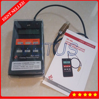 ED400 Aluminum Foil Thickness Gauge With Aluminum Coating Thickness Tester