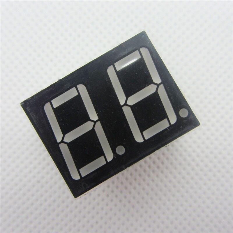 Big Sale!!! 10pcs 2bit 2 Bit Common Cathode Digital Tube 0.56