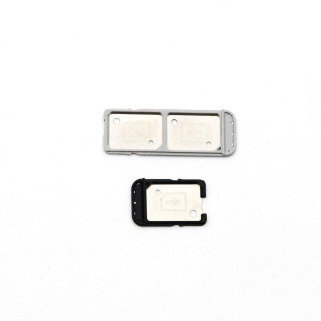 nueva original para sony xperia xa dual sim y sim sola holder bandeja de la ranura de tarjeta