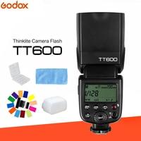 Godox TT600 2.4G Wireless GN60 Master/Slave Camera Flash Speedlite for Canon Nikon Pentax Olympus Fujifilm Sony