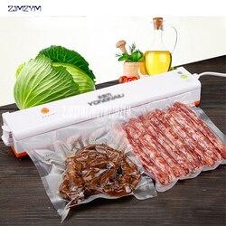220V/60Hz w pełni automatyczny domowe urządzenie do szczelnego pakowania żywności pakowarka Multi package work
