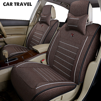 CAR TRAVEL Universal car seat cover for invicta jac s2 s3 jeep compass 2018 auto accessories car-styling car seat protector