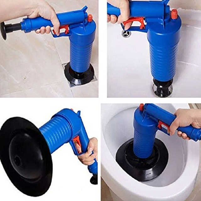 High Pressure Air Drain Blaster Pump Plunger