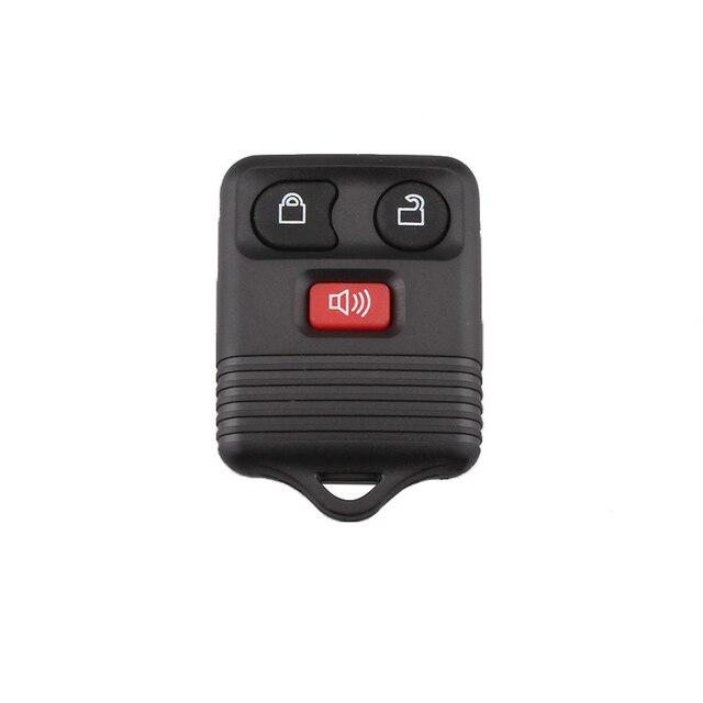 3 Button Remote Car Key Fob Case For Ford Escape F 150 Explorer