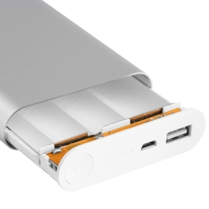 USB 5V 1.2A Power Bank Case Ki