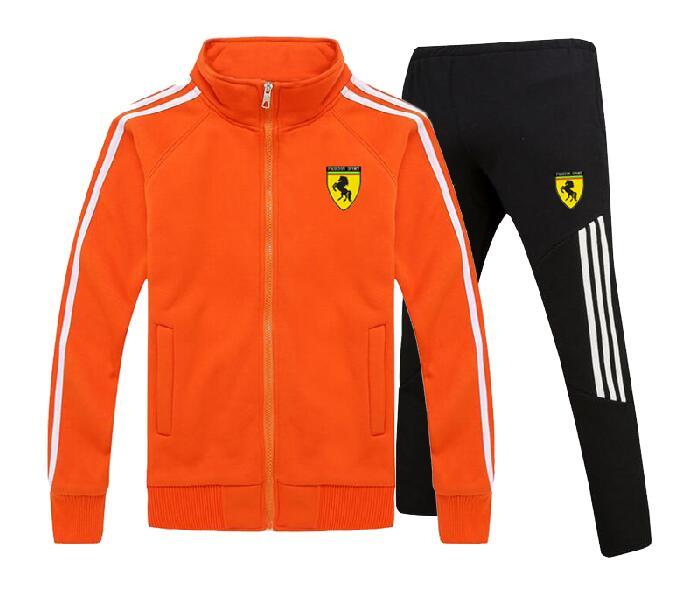 Men Zippper Gym Run Jogging Full TrackSuit Jacket Top Bottom Sport Suit Sets Pants Trouses