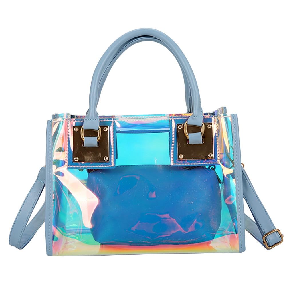 Women Bags Fashion New Multi-Function Color Handbag Messenger Shoulder Bolsos Mujer Sac A Main Femme De Marque Soldes Woman Bag
