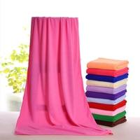 Bath High Quality Bath Towel 70x140cm Swim Bath Towel Absorbent Soft Microfiber Fast Drying Towel Girl Wash Towel
