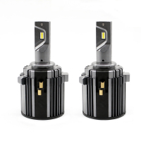 mk7 headlight bulb white canbus error free low beam 60W 7600LM 6000K 12V waterproof csp h7 led for golf 7