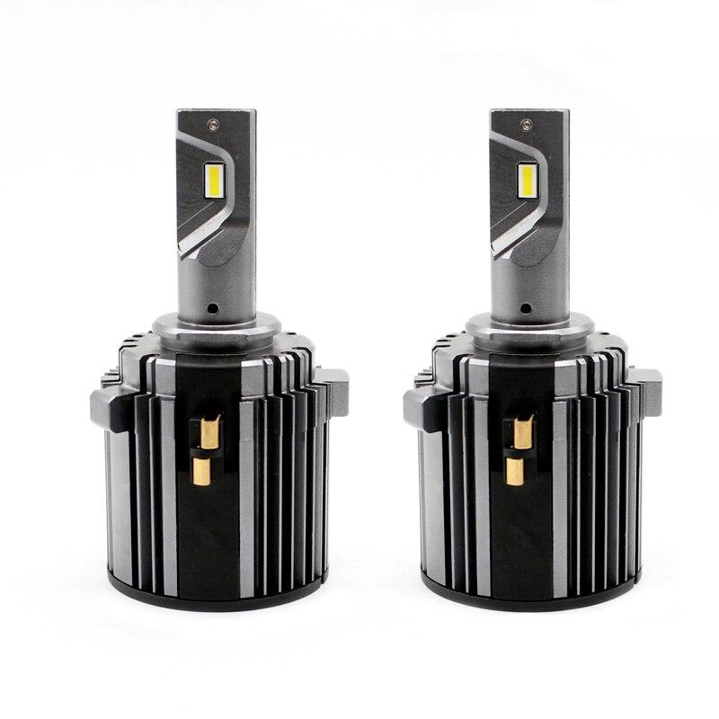 Golf 7 led headlight bulbs canbus no error low beam 72W 7200LM 6000K 12V waterproof csp