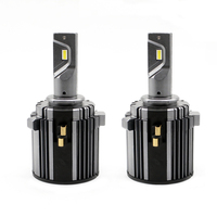 white canbus error free low beam 60W 7600LM 6000K 12V waterproof csp h7 led for vw golf 7