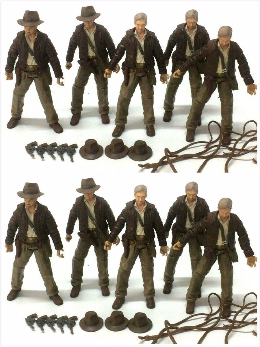 3.75inch Indian Jones Raiders of the Lost Ark Action Loose  Figure 26