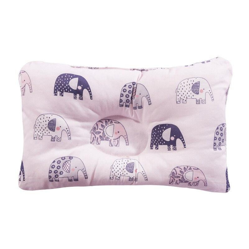 [Simfamily] новая Брендовая детская подушка для новорожденных, поддержка сна, вогнутая подушка, подушка для малышей, подушка для детей с плоской головкой, детская подушка - Цвет: NO5