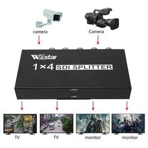 Image 5 - Wiistar SDI Splitter 1x4 Multimedia Split Extender Full HD 1080P SDI 4 Ports Splitter SD HD 3G SDI for TV SDI Camera